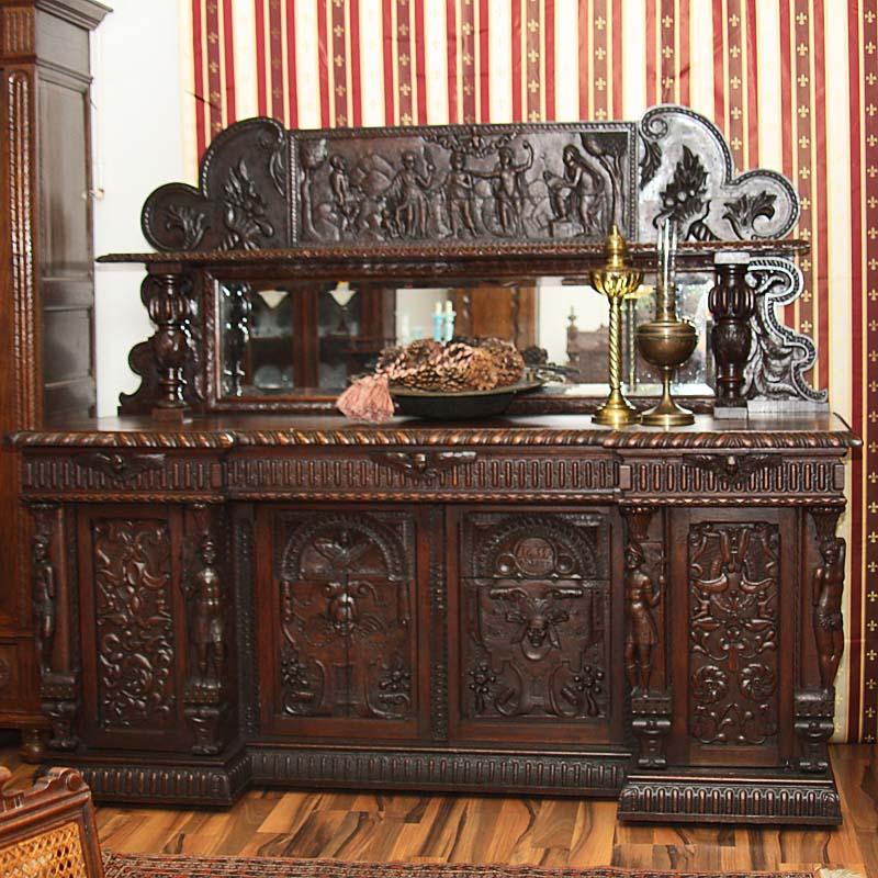 Wohnzimmer Möbel antik - Antik la Flair - Antike Möbel und Antiquitäten-Ramstein-Kaiserslautern ...